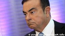 Frankreich Carlos Ghosn