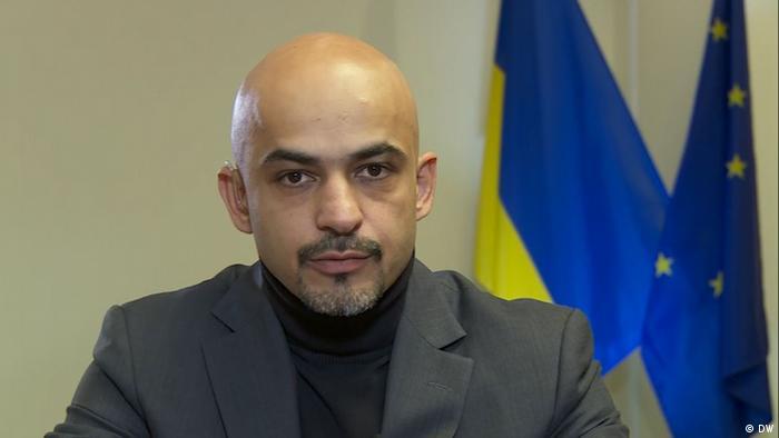 Заступник гендиректора концерну Укроборонпром Мустафа Найєм