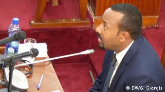 Äthiopien Ministerpräsident Abiy Ahmed