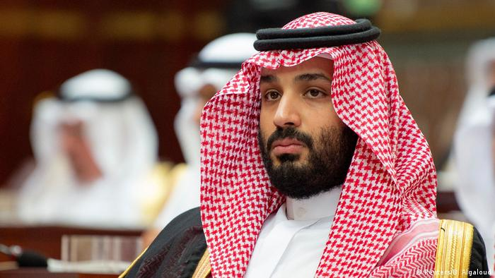 Saudi-Arabien Prinz Mohammed Bin Salman (Reuters/B. Algaloud)