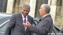Portugal Staatsbesuch angolanischer Präsident Joao Lourenco