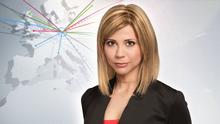 DW Economía (Wirtschaft spanisch) Moderatorin Mariana Díaz (Teaser)
