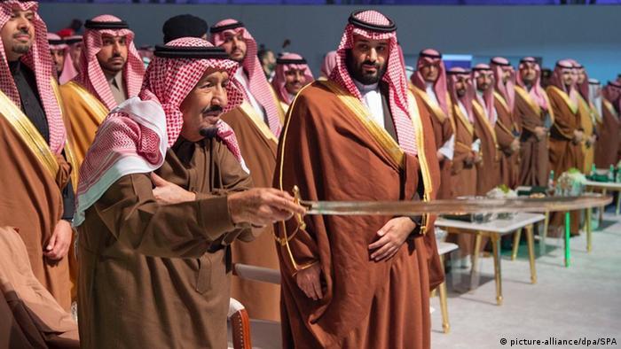 Saudijski kralj Salman bin Abdulaziz Al Saud i princ Mohammed bin Salman