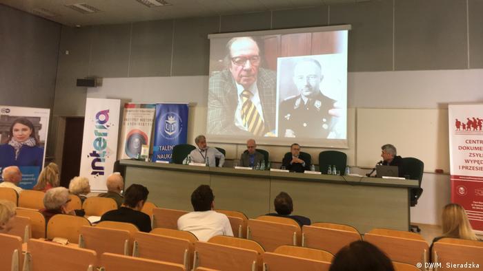 Polen Konferenz Geraubte Kinder in Krakau