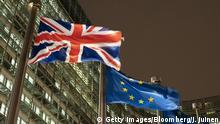 Symbolbild Brexit   Europäische Kommission in Brüssel
