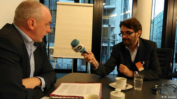 DW-Interview Detlev Müller