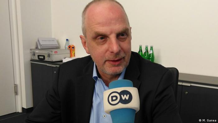 DW-Interview Detlef Müller