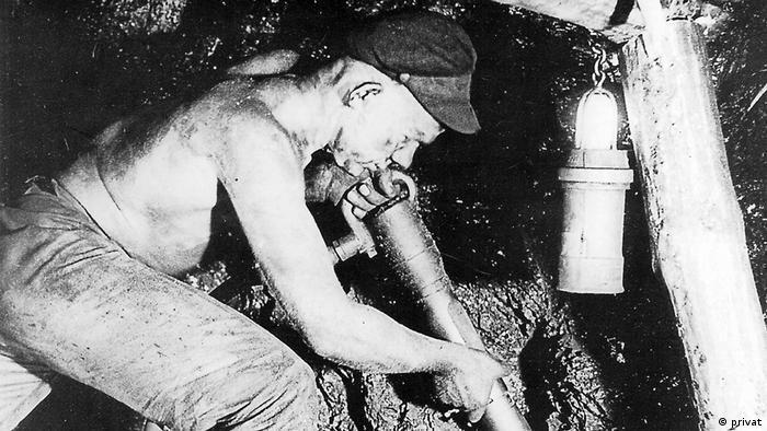 Bildergalerie Bergbau Ruhrgebiet