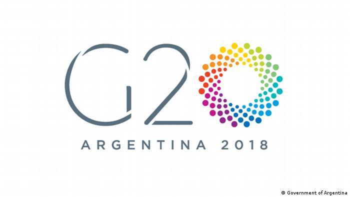Logo G20 Argentina 2018