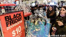 USA Black Friday in New York