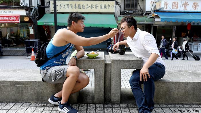 Taiwan Gleichgeschlechtliche Partnerschaft (Reuters/A. Wang)