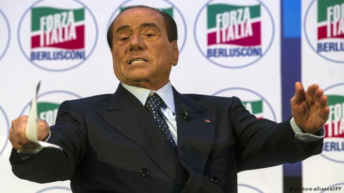 Silvio Berlusconi ist neuer Eigentümer des Drittligisten Monza