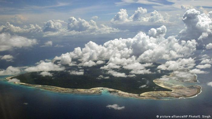 Indien North Sentinel Island (picture-alliance/AP Photo/G. Singh)