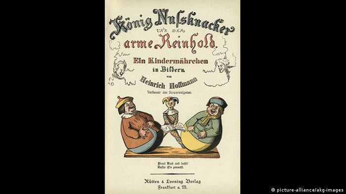Cover of König Nußknacker und der arme Reinhold by H. Hoffmann,1920 (picture-alliance/akg-images)