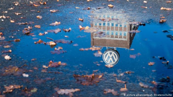 Після дизельної кризи Volkswagen міркує про переорієнтацію на електродвигуни