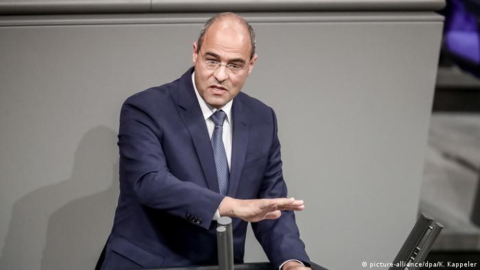 Deutschland Berlin Bundestag Peter Böhringer