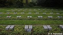 Deutschland Ruhesteine auf dem Friedhof Gelsenkirchen-Buer