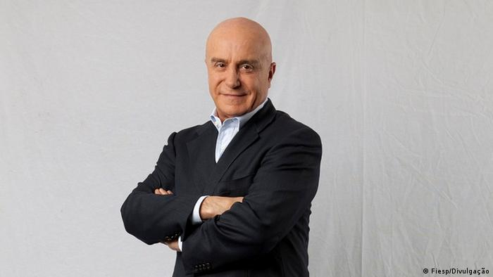 Brasilien Sao Paulo - brasilianische Unternehmer Salim Mattar (Fiesp/Divulgação)