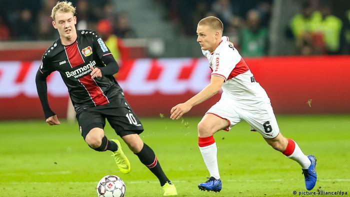 Fußball Bundesliga VfB Stuttgart - Bayer 04 Leverkusen (picture-alliance/dpa)