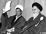 در زمان آیتالله خمینی، اکبر رفسنجانی مرد شماره ۲ نظام جمهوری اسلامی به حساب میآمد