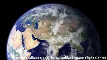 Klimawandel | Symbolbild | Erdkugel