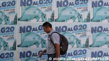 Argentinine | Vor dem G20-Gipfel in Buenos Aires