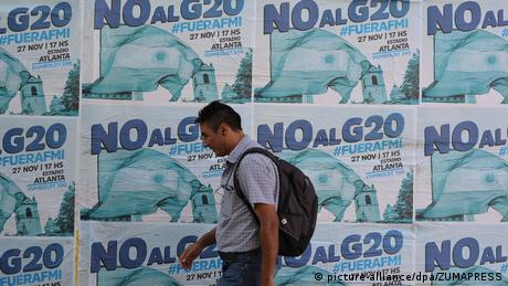 """""""Αστακός"""" το Μπουένος Άιρες ενόψει G20"""