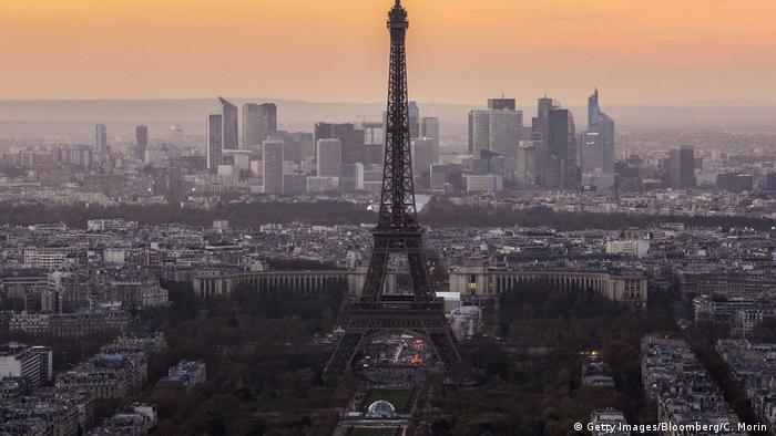 Παρίσι Πύργος Άιφελ Ντεφάνς