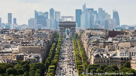 Frankreich | Paris Skyline (Getty Images/Bloomberg/C. Morin )