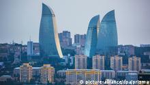 Aserbaidschan   Baku Skyline
