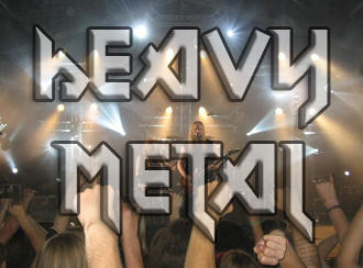 Heavy Metal (Quelle: Montage DW/Florian Meyer)