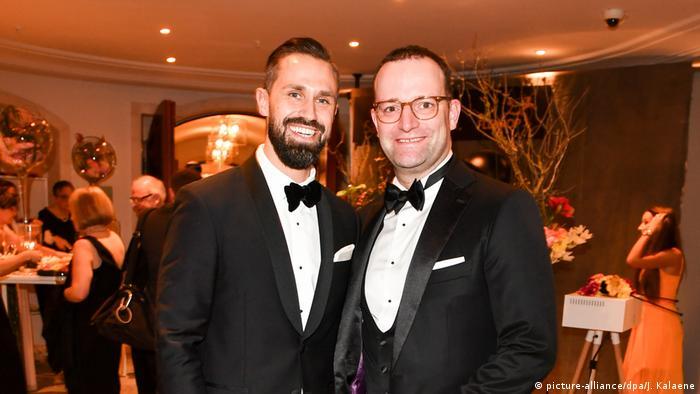 Daniel Funke and Jens Spahn