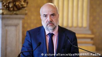 Frankreich Paris - Markus Kerber (picture-alliance/dpa/MAXPPP/T. Padilla)