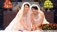 Gleichgeschlechtliche Ehe in Taiwan