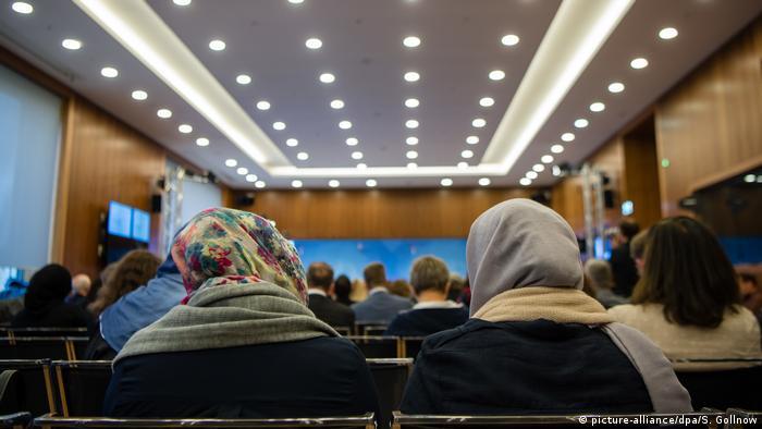 Deutsche Islam Konferenz 2016