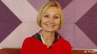 Tanja Ignjatović - Aktivistin für Frauenrechte aus dem Belgrader Autonomen Zentrum für Frauen