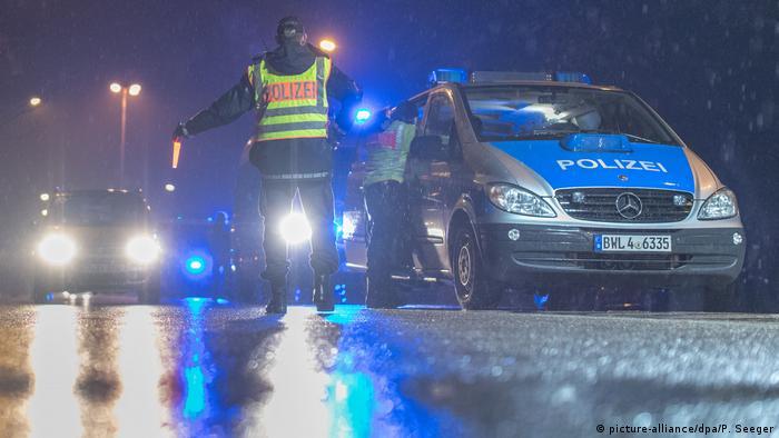 Akcja policji we Fryburgu sobotniej nocy 23/24.11.2018