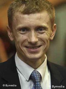 Глава партии БНФ Алексей Янукевич
