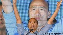 Taiwan Kommunalwahlen in Kaohsiung | Han Kuo-Yu