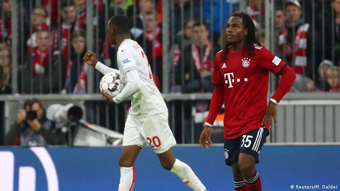 1. Bundesliga | Bayern München v Fortuna Düsseldorf | Torjubel (2:1) (Reuters/M. Dalder)