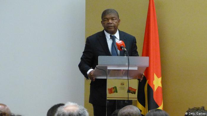 Portugal Joao Lourenco angolanischer Präsident
