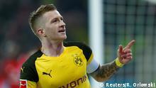 Fußball Bundesliga Mainz 05 - Borussia Dortmund