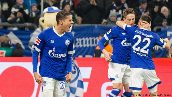Fußball Bundesliga FC Schalke 04 - 1. FC Nürnberg (picture-alliance/dpa/M. Kusch)