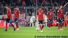 1. Bundesliga | Bayern München v Fortuna Düsseldorf | (3:3)