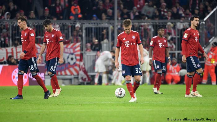 1. Bundesliga | Bayern München v Fortuna Düsseldorf | (3:3) (picture-alliance/dpa/S. Hoppe)