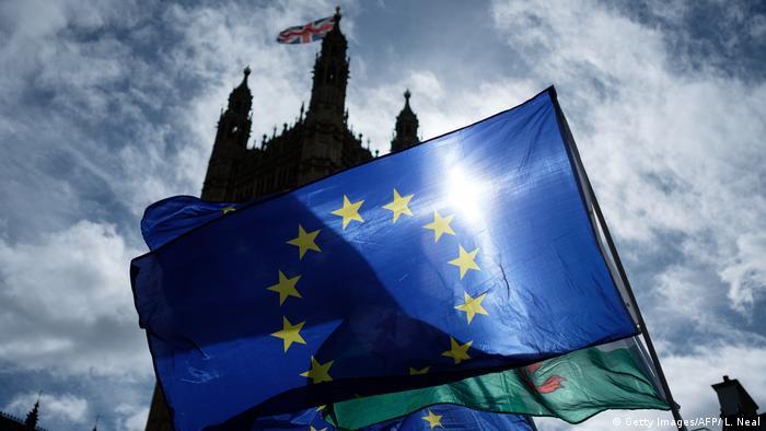 Symbolbild EU-Brexit-Gipfel (Getty Images/AFP/ L. Neal)
