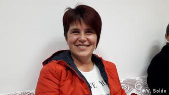 Bosnien und Herzegowina Mostar - Deutsche Hilfe für Frauen in Bosnien: Amela Maslo aus Jablanica. (DW/V. Soldo)
