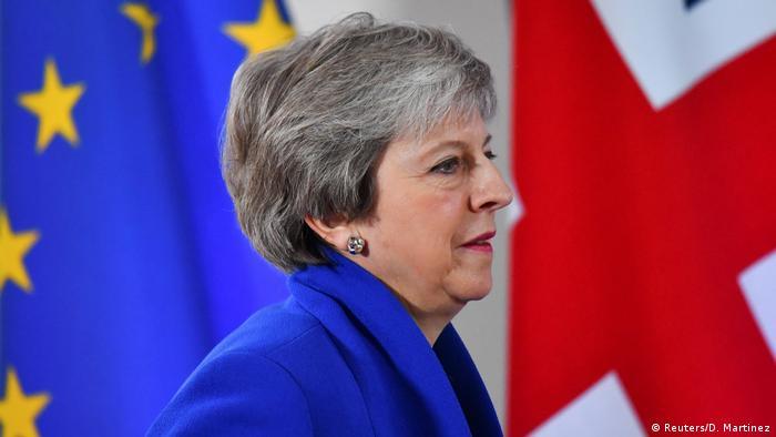EU-Sondergipfel zum Brexit in Brüssel (Reuters/D. Martinez)