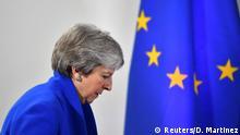 EU-Sondergipfel zum Brexit in Brüssel