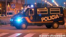 Spanien Kriminalität l Polizei